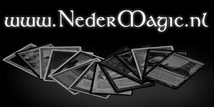 NederMagic.nl - Online winkel voor losse Magic the Gathering kaarten en boosters.